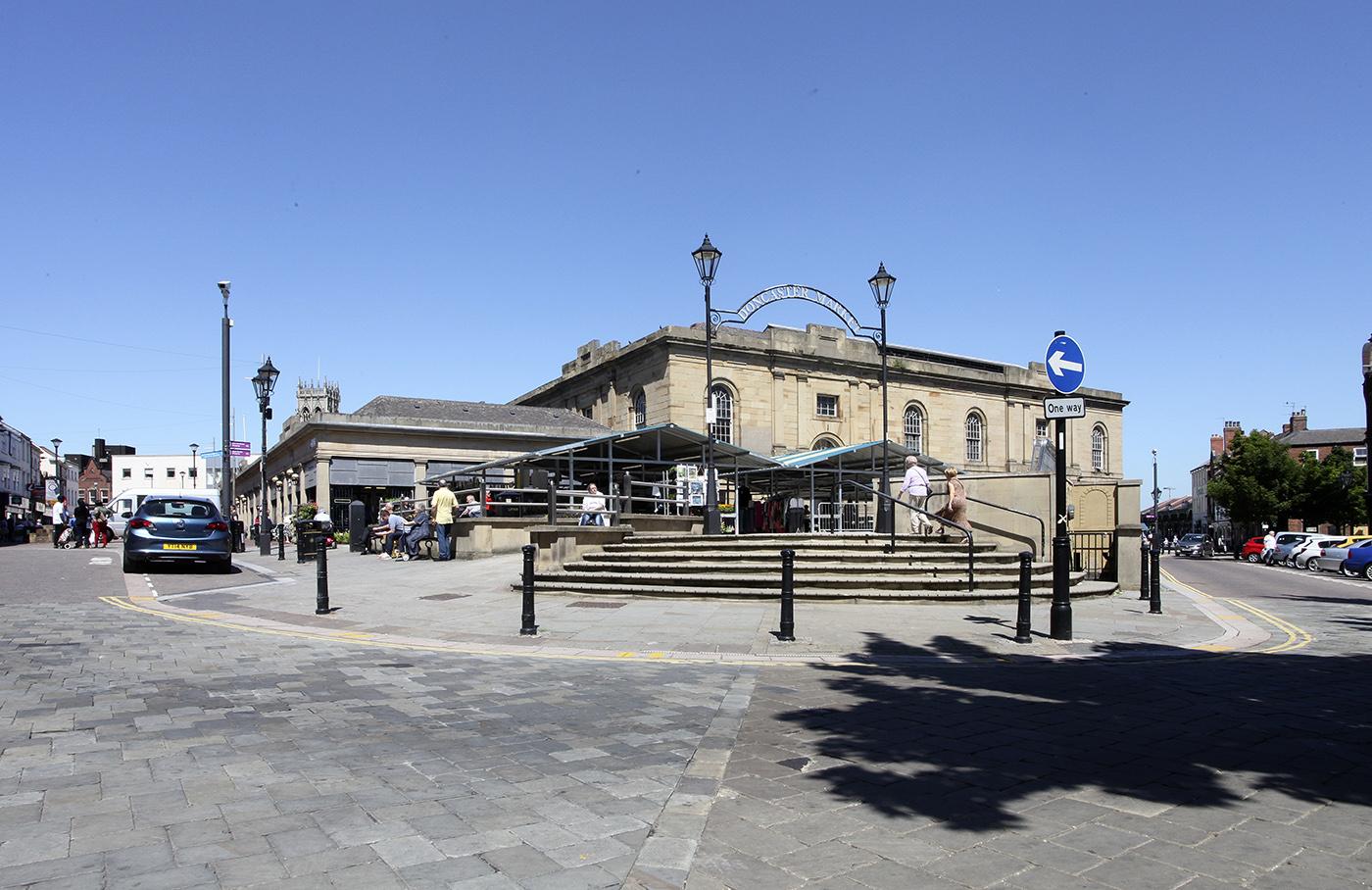 Doncaster Market Place