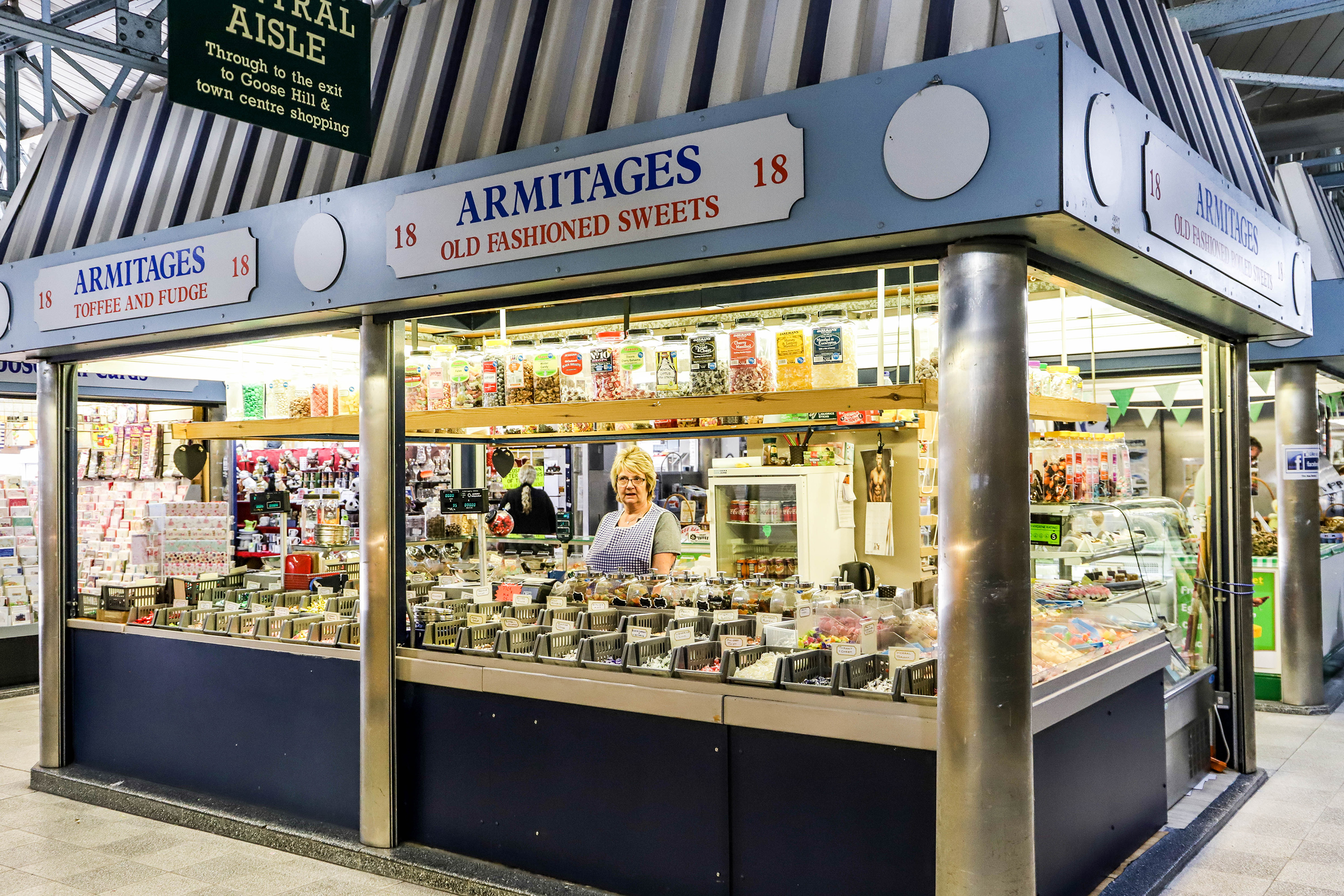 Armitage sweets