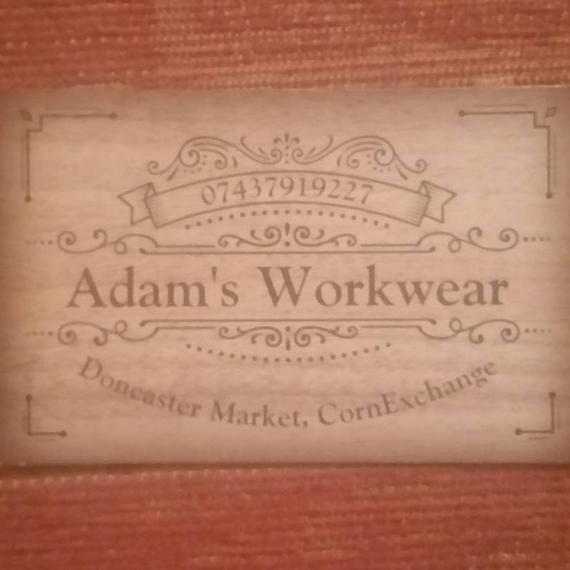 Adam's workwear