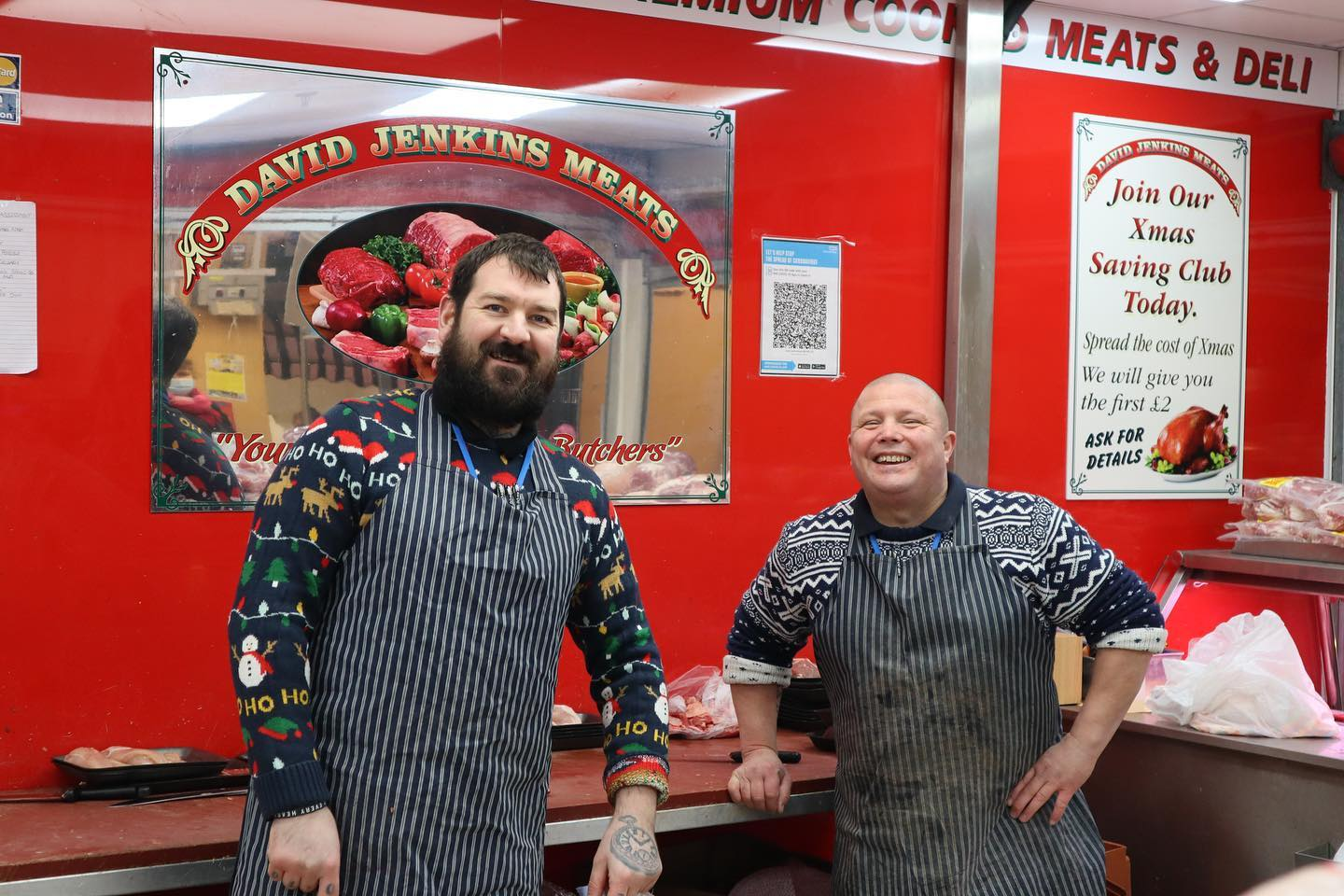 David Jenkins butchers